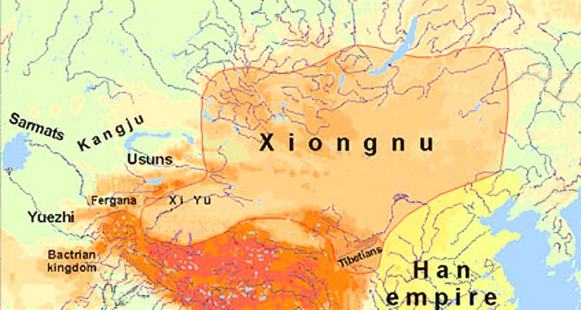 map_xiongnu