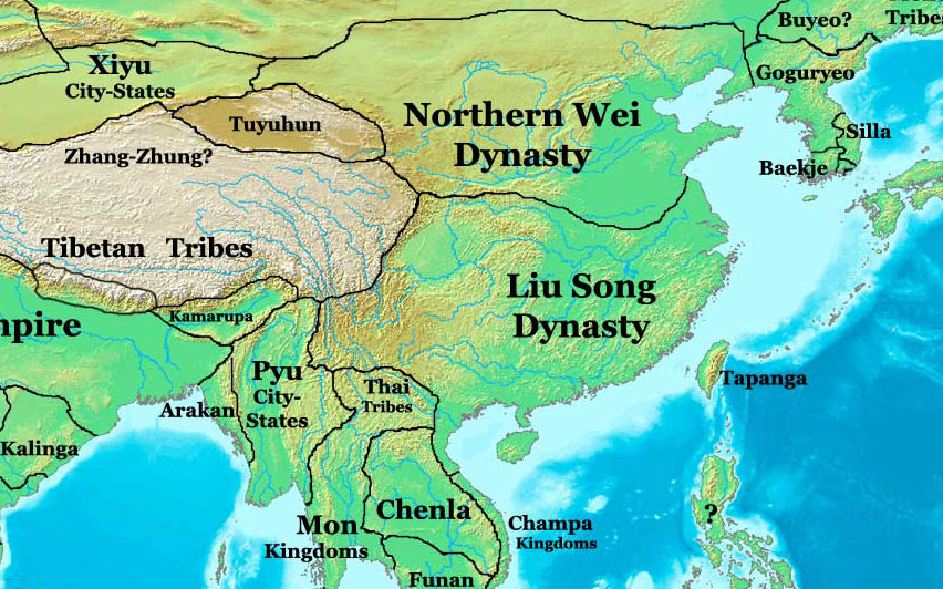 Southern-Northern-Dynasties
